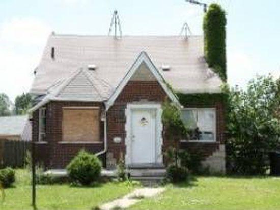 5953 Beaconsfield St, Detroit, MI 48224