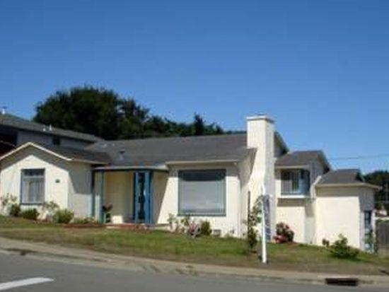 1871 Sweetwood Dr, Broadmoor Vlg, CA 94015