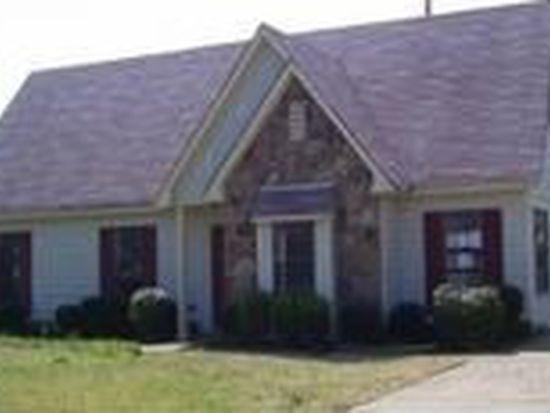 2663 Willow Rest Dr, Memphis, TN 38133