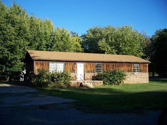 503 S Carr Ave, Wynnewood, OK 73098