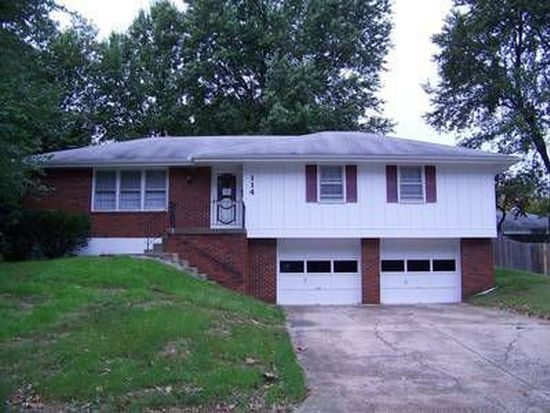114 S Ellison Way, Independence, MO 64050