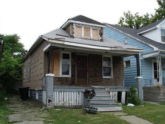 8971 Clarion St, Detroit, MI 48213