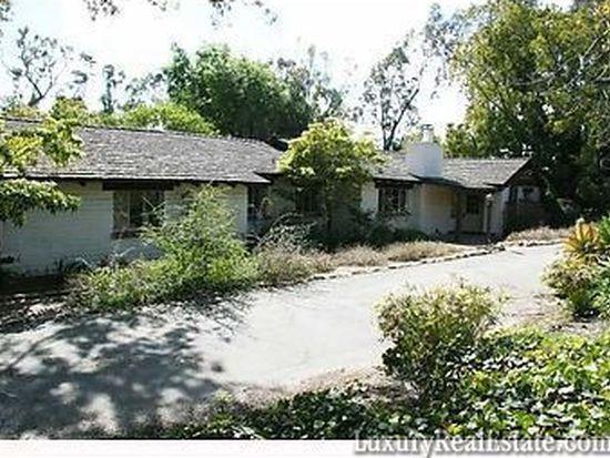 5331 La Glorieta, Rancho Santa Fe, CA 92091