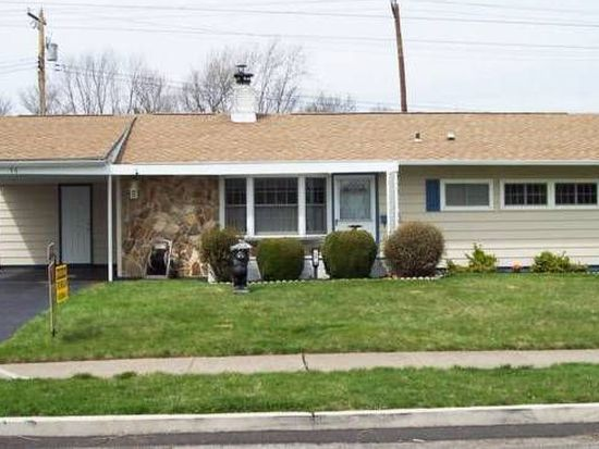 56 Goodturn Rd, Levittown, PA 19057