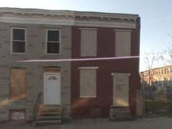 324 S Fulton Ave, Baltimore, MD 21223
