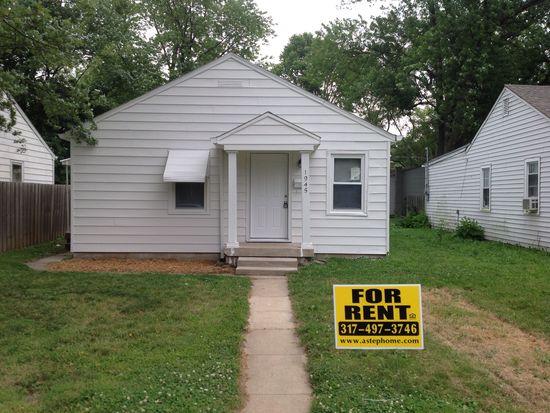 1945 N Berwick Ave, Indianapolis, IN 46222