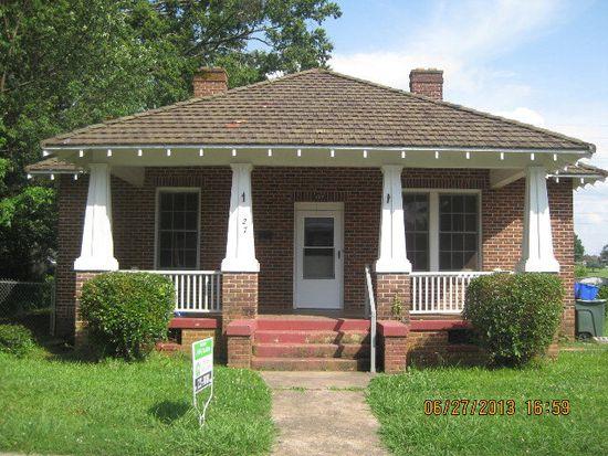 427 Morgan Ave, Greenwood, SC 29646