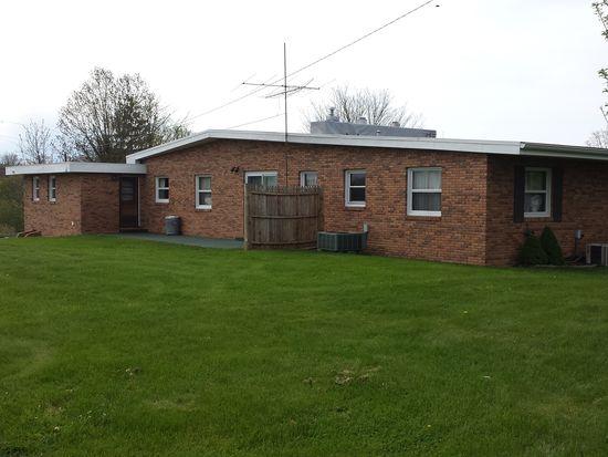 305 Old Pisgah Rd, Princeton, WV 24740