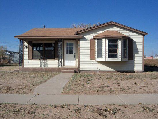 707 E Fordham St, Lubbock, TX 79403