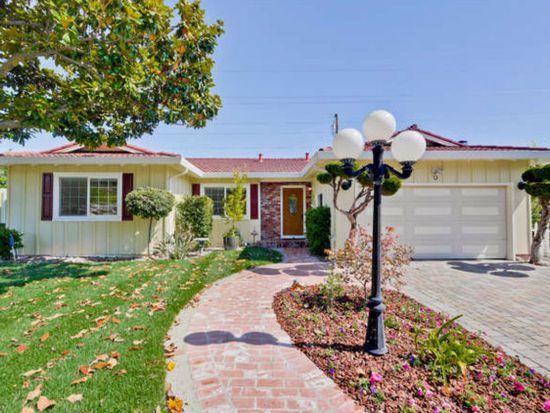 1869 Anne Way, San Jose, CA 95124