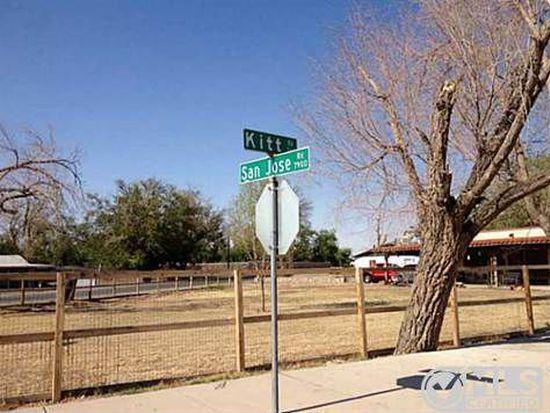 345 Kitt Rd, El Paso, TX 79915