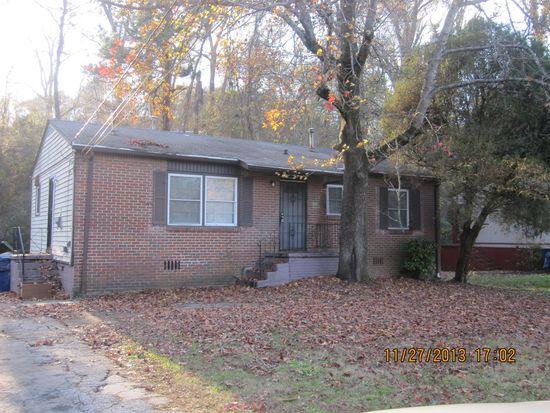 1230 Redford Dr SE, Atlanta, GA 30315
