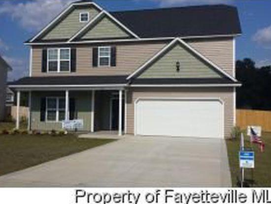 204 Peaceford Ave, Raeford, NC 28376