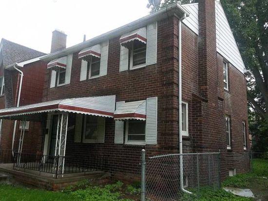 16577 Washburn St, Detroit, MI 48221