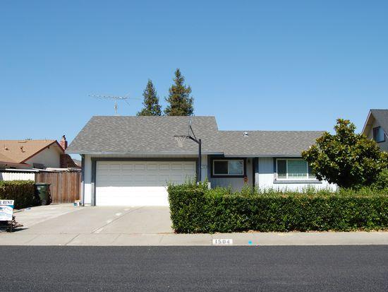 1504 Montebello Dr, Suisun City, CA 94585