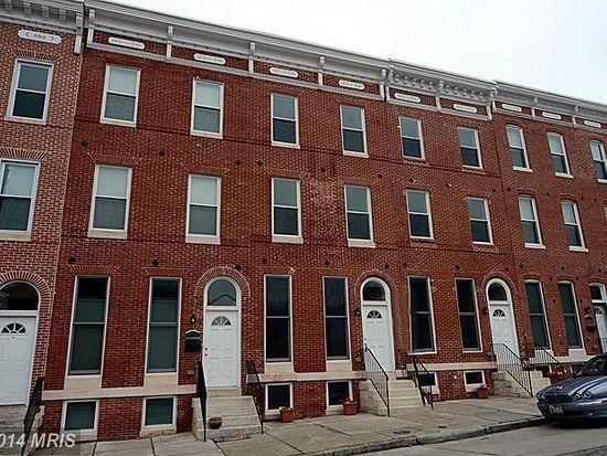 808 E Preston St, Baltimore, MD 21202