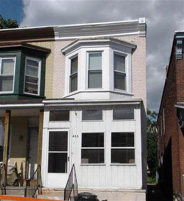 455 Crescent St, Harrisburg, PA 17104