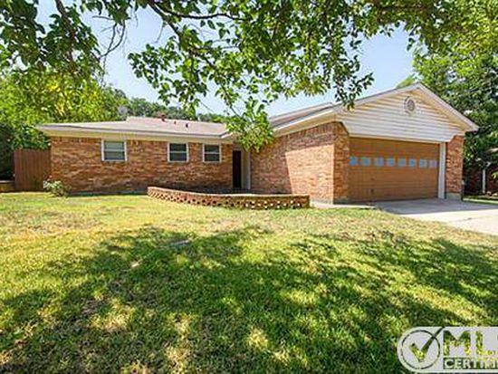 704 Chisholm Trl, Denton, TX 76209