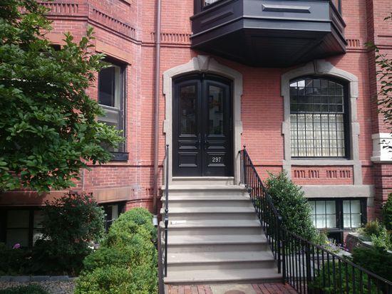 297 Marlborough St, Boston, MA 02116