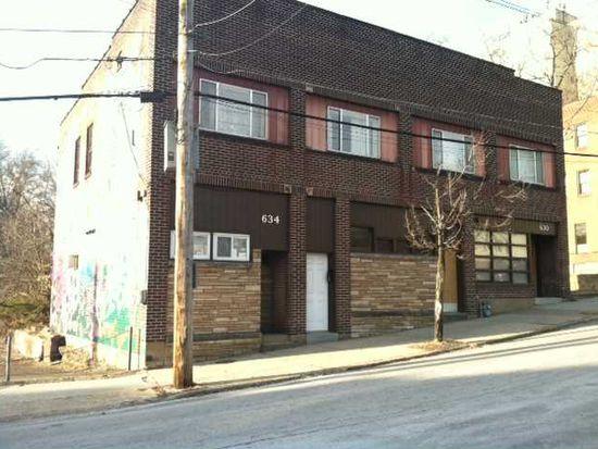 630-634 Hillsboro St, Sheraden, PA 15204