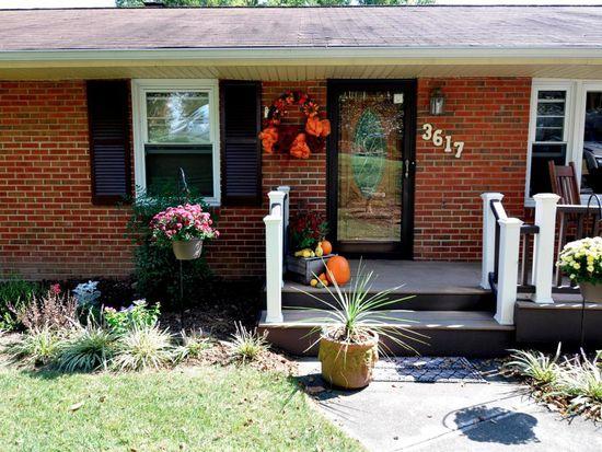 3617 Parkwood Dr, Roanoke, VA 24018