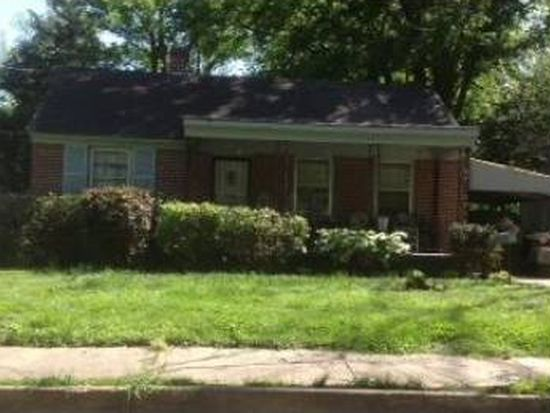 3647 Fairmont Ave, Memphis, TN 38122