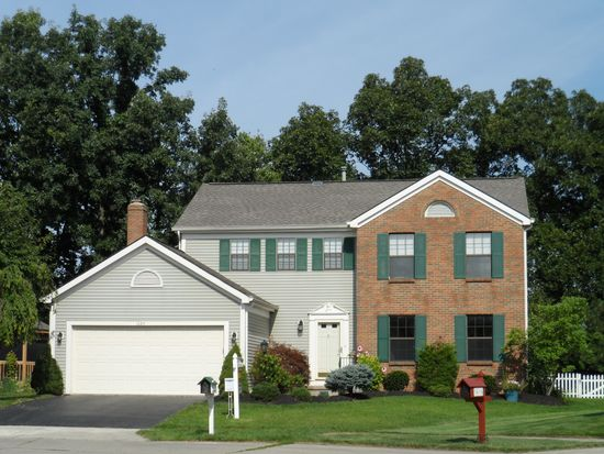 1624 Preston Woods Ct, Columbus, OH 43235