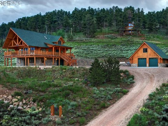 452 Nowata Dr, Red Feather Lakes, CO 80545