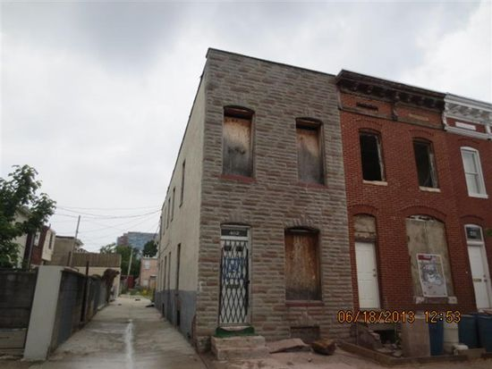 402 N Collington Ave, Baltimore, MD 21231