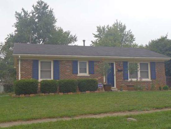 1708 Knoxville Ct, Lexington, KY 40505