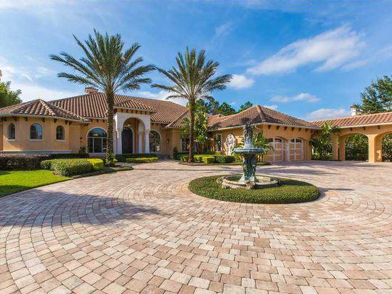 11240 Bridge House Rd, Windermere, FL 34786