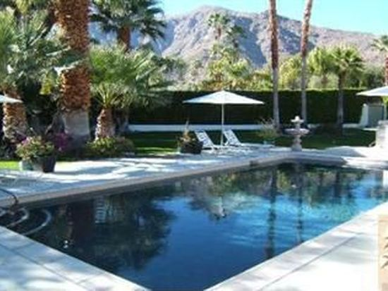 1180 N Via Monte Vis, Palm Springs, CA 92262