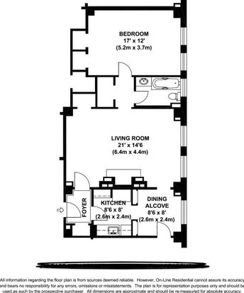 340 E 57th St APT 15D, New York, NY 10022