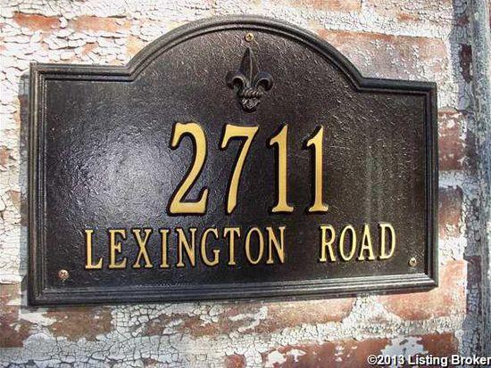 2711 Lexington Rd, Louisville, KY 40206