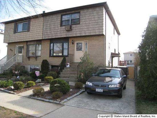 Naughton Ave Staten Island Ny