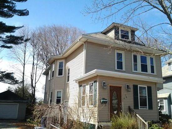 26 Garnet Rd UNIT 1, Boston, MA 02132