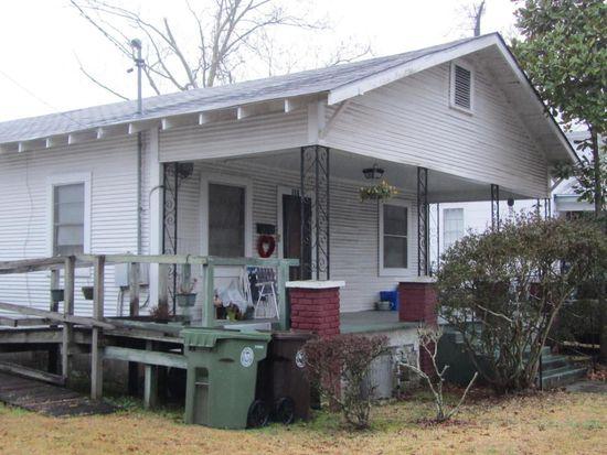 921 E Laurel Ave, Hattiesburg, MS 39401