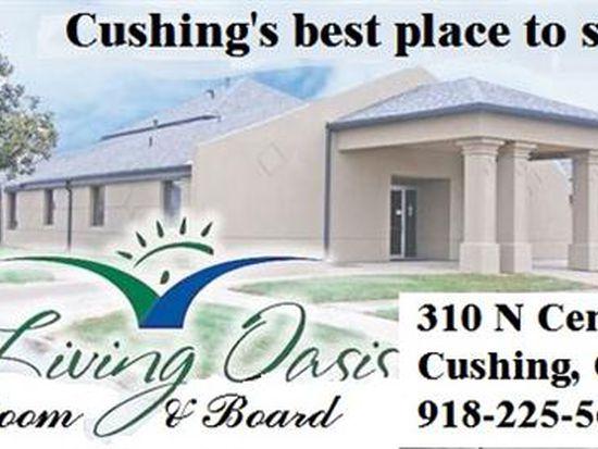 310 N Central Ave, Cushing, OK 74023