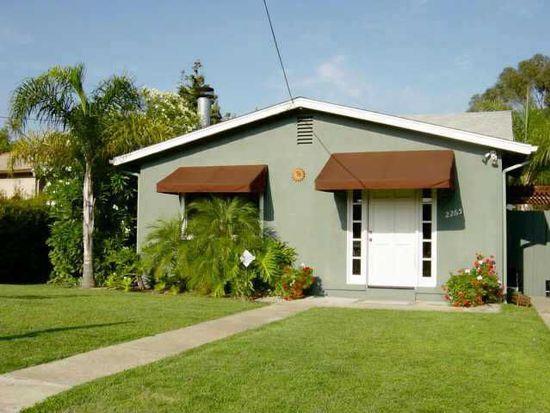 2265 Westland Ave, San Diego, CA 92104