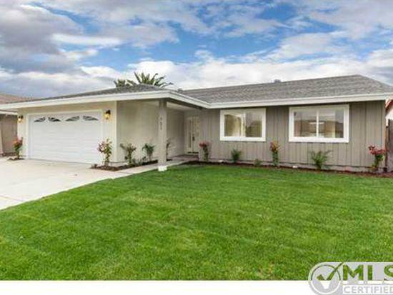 751 Sugar Pine St, Oceanside, CA 92058