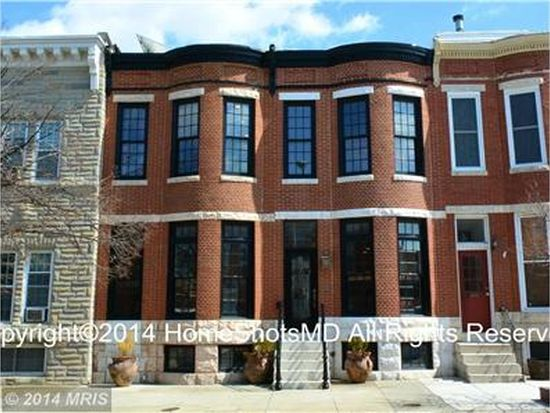 1217 S Hanover St, Baltimore, MD 21230