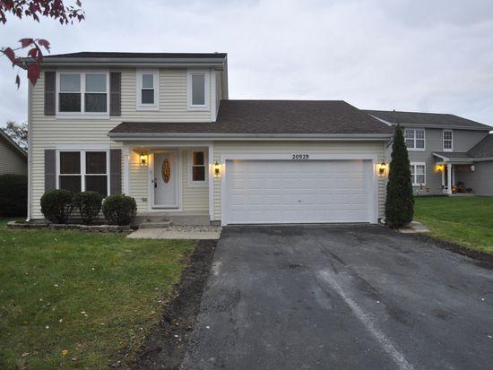 20929 W Ardmore Cir, Plainfield, IL 60544