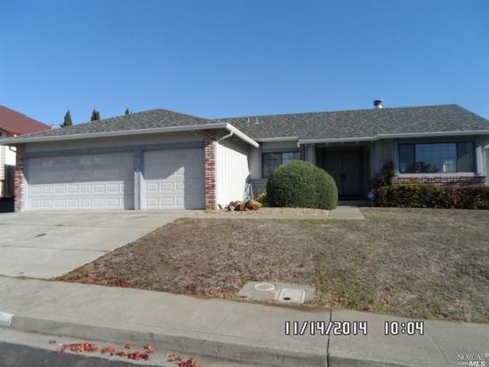 100 Preakness Ln, Vallejo, CA 94591