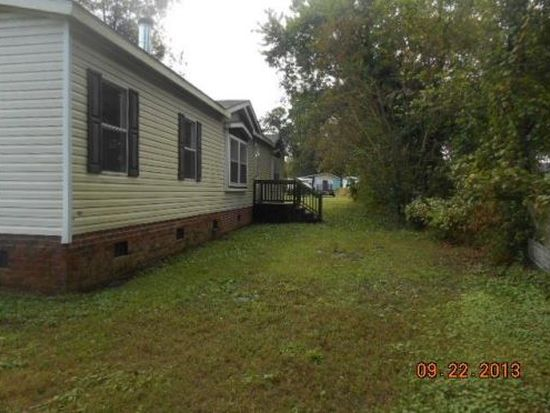 499 Old Mount Olive Hwy, Dudley, NC 28333