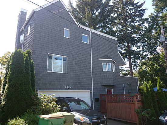 4015 SW Webster St, Seattle, WA 98136