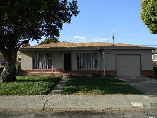 316 Pepper Dr, Vallejo, CA 94589