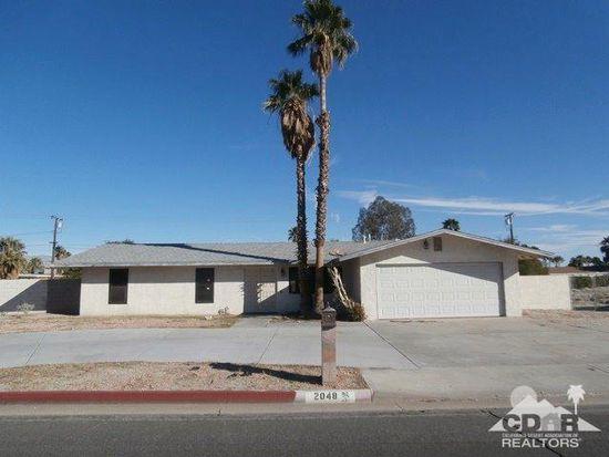 2048 N Farrell Dr, Palm Springs, CA 92262