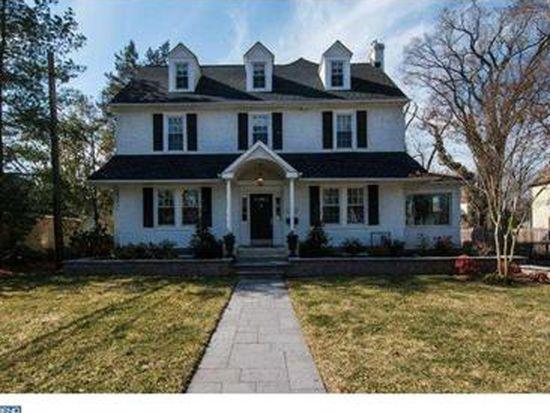 314 Fisher Rd, Jenkintown, PA 19046