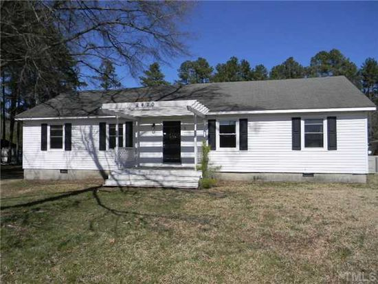 2420 Purnell Rd, Wake Forest, NC 27587