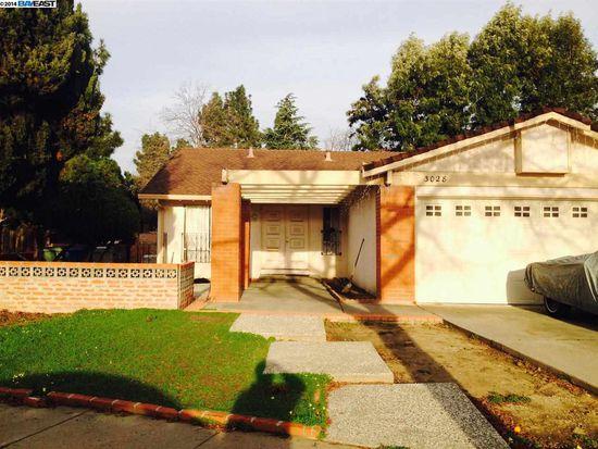 3028 Kemper Rd, Fremont, CA 94536